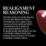 Cover story: WSU Football's Realignment Reasoning