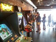 Video games line the walls at 16-Bit Bar & Arcade in Columbus. The bar and arcade is adding a second site in the Cleveland suburbs. Click on the following images for more looks inside.