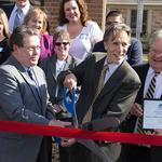 Law firm celebrates expansion of Clarence office