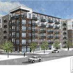 First look: Dallas developer wants 360 apartments by Nashville Sounds ballpark