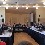 Columbus groups pledge $90M to lure federal Smart City grants