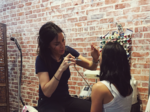 Why this entrepreneur is still betting on brick-and-mortar cosmetic sales