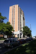 My Favorite Building: The entryway at the Sulgrave Regency Condominium