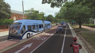 Do you plan to ride the BRT?