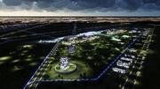 In addition to space flights, the Ellington spaceport has room for commercial buildings, at which aerospace researchers and companies could house their offices.