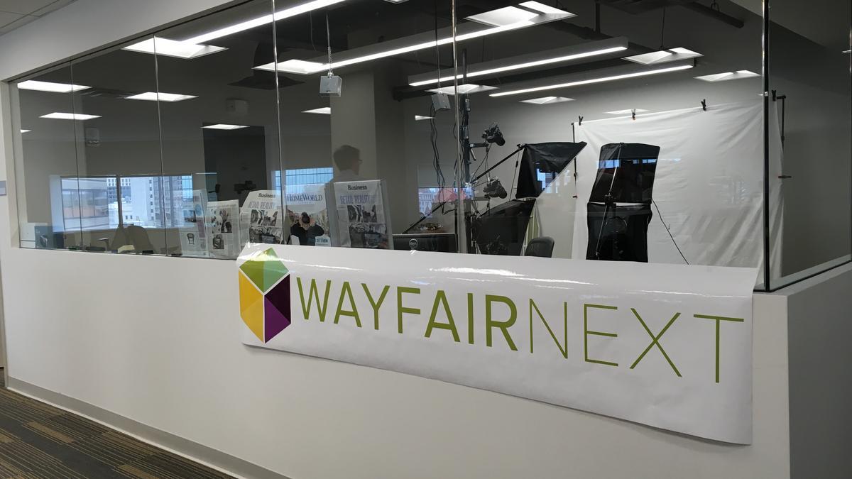 state awards wayfair 31m tax break for boston pittsfield. Black Bedroom Furniture Sets. Home Design Ideas