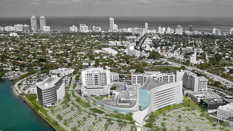 Mount Sinai Medical Center income in 2016 - South Florida