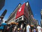Macy's signs exclusive apparel agreement with major brand