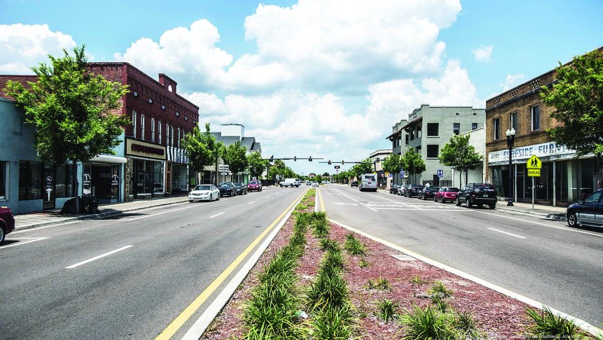 Retail Boom Along Main Street In Jacksonville Making