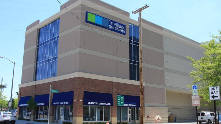 Brexton LLC Has Opened Its Tri Village Self Storage Facility At 195 E. Long