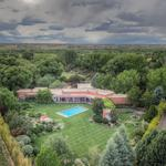 Luxury home featuring a private shooting range new on market