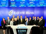 Equity grows year-over-year net income