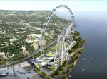 New York Wheel project delayed indefinitely due to legal dispute