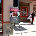 Ruth's Chris Steak House opens its red doors (slideshow)