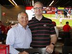 Greater Cincinnati business leaders mingle at Reds game: PHOTOS