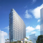 Midtown Miami apartment tower nabs $110M construction loan