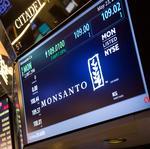 Is Monsanto sale a $66 billion deal or not?