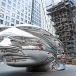 Megadeveloper tops off S.F.'s tallest public art sculpture