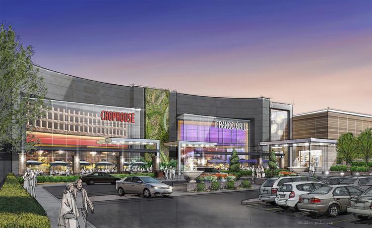 Galleria Houston Mall Food Court