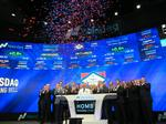 Tampa Bay banker's visit to Nasdaq sends a signal to local banking industry