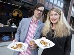 Waffle House re-imagined: Chefs prepare gourmet breakfast dishes to benefit Milwaukee's homeless vets