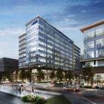 Mixed-use district near Exxon campus lands major headquarters