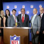 Atlanta wins bid to host Super Bowl LIII in February 2019