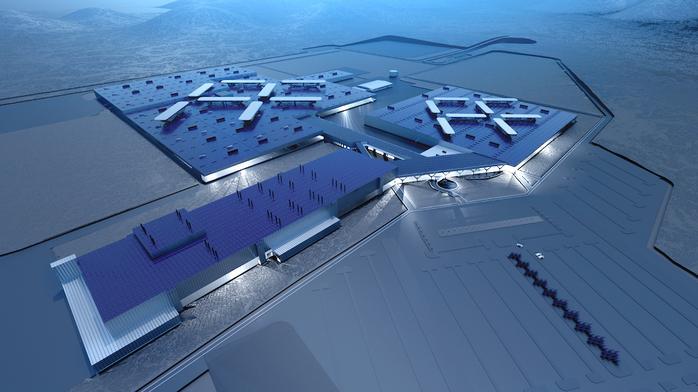 Electric car maker pulls plug on massive Bay Area factory