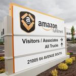 Amazon's warehouse expansion helps drives up industrial land prices