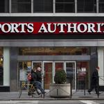 Chainwide liquidation at Sports Authority stores starts Thursday