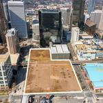 Prime uptown site being marketed for redevelopment