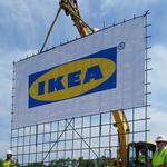 Ikea update: New roadway opening up land for further development
