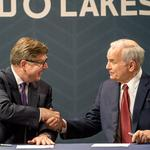 Land O'Lakes and Minnesota partner to improve water quality