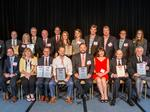 Photos from the 2016 Real Estate Awards