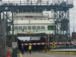 Bainbridge Island ferry stuck at Colman Dock after power outage
