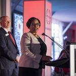 David Uihlein, Darienne Driver lead celebration for City Year mentoring program: Slideshow