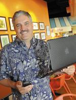 Working virtually losing its cool, for some in Hawaii at least