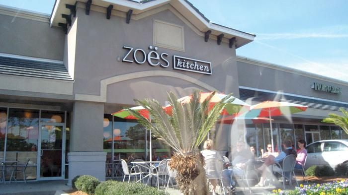 Zoes Kitchen Nyse Zoes Chain Sold To Competitor
