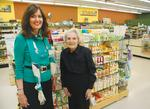 Longtime health-food competitors make friendly transition