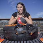 Outside the Box: Betty Francisco's Reimagine Play delivers fitness to the people who need it most