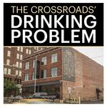 Brewing battle: <strong>Nicholson</strong> hates the spotlight but loves Crossroads