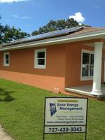 Sunshine powers pilot for Pinellas Habitat