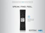 See the new features of Cox's Contour 2