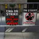 Verizon, unions reach tentative deal to end strike