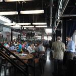 Go inside ABV Social, the new Bartolotta restaurant at The Mayfair Collection: Slideshow