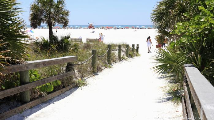 This Tampa Bay beach is No. 1 on Dr. Beach's Top 10 List (Video)