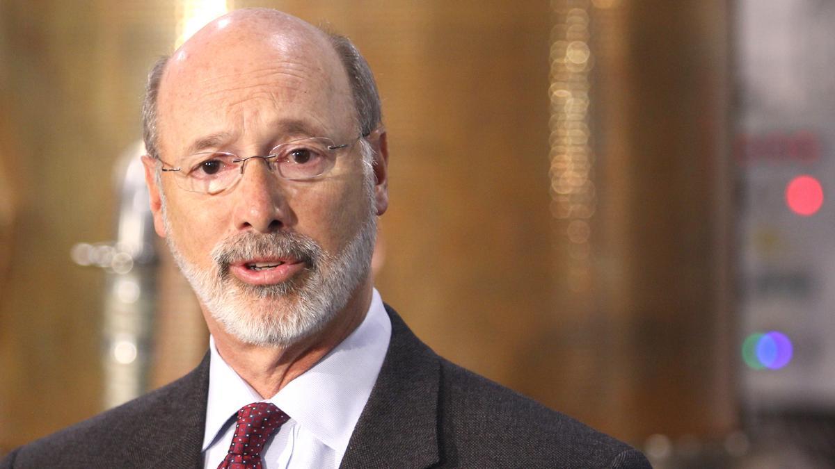 Public paychecks: U S  governors salaries - Philadelphia