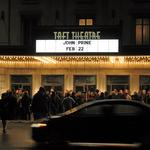 Taft Theatre plans improvements to host symphony