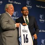 Memphis Grizzlies fire coach David Fizdale