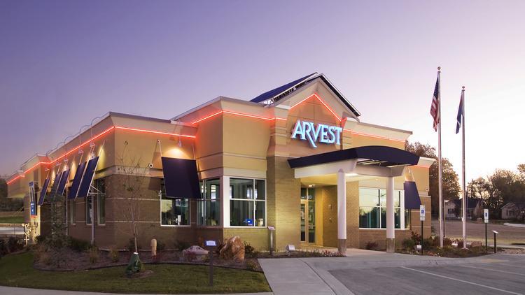 Arvest Bank dives back into M&A with a $391M splash - Kansas